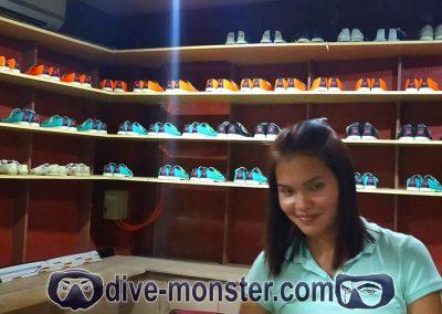 Dapitan Trip - Gloria de Dapitan - Bowling Shoes
