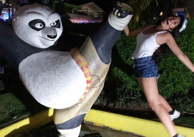 Dapitan Trip - Gloria de Dapitan - Daisy - Panda Kick