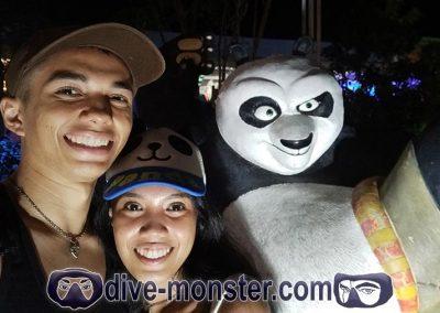 Dapitan Trip - Gloria de Dapitan - Daisy & Tim - Kung Fu Panda