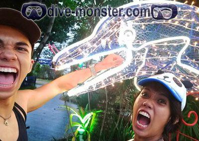 Dapitan Trip - Gloria's Fantasy Land - Daisy & Tim - Dolphin Attack