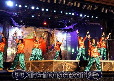 Dapitan Trip - Gloria's Fantasy Land - Parade of Lights 02
