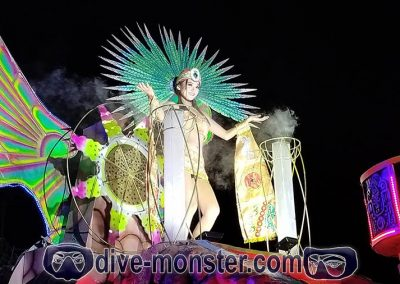 Dapitan Trip - Gloria's Fantasy Land - Parade of Lights 05