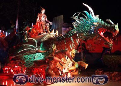 Dapitan Trip - Gloria's Fantasy Land - Parade of Lights 06