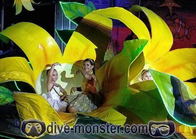 Dapitan Trip - Gloria's Fantasy Land - Parade of Lights 07