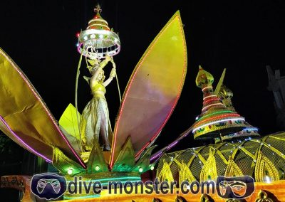 Dapitan Trip - Gloria's Fantasy Land - Parade of Lights 08