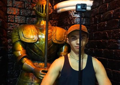 Dapitan Trip - Gloria's Fantasy Land - Tim the GoPro Knight