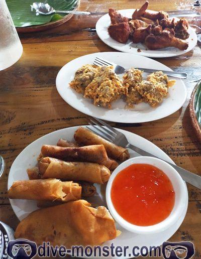 Dapitan Trip - Kamayan ni Manay - Food