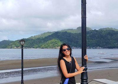 Dapitan Trip - Rizal Monument - Daisy