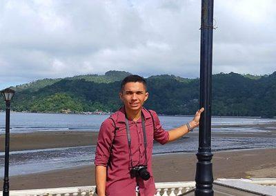 Dapitan Trip - Rizal Monument - Tim