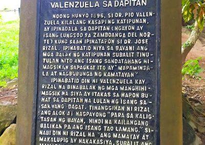 Dapitan Trip- Rizal Shrine - Ang Adlaw ni Valenzuela sa Dapitan