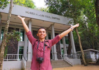 Dapitan Trip - Rizal Shrine - Jose Rizal Museum - Tim