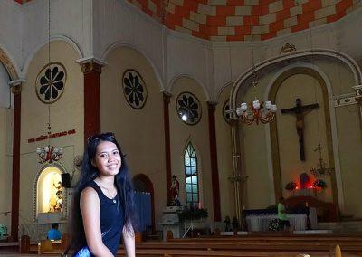 Dapitan Trip - St. James Church - Dapitan City - Daisy
