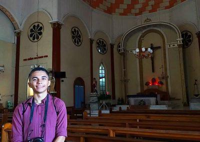 Dapitan Trip - St. James Church - Dapitan City - Tim