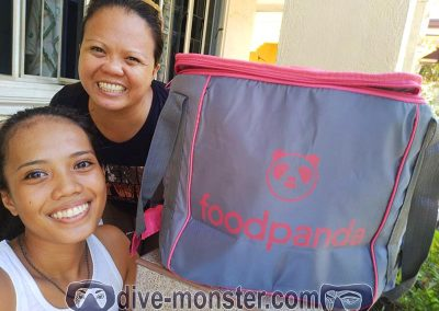 Food Panda Delivery in Dumaguete