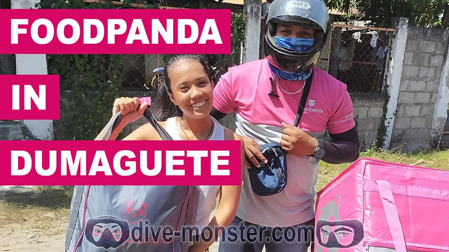 Foodpanda in Dumaguete City – Food Delivery Service