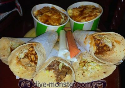 Gyro Monsters Shawarma Dumaguete - Food Panda Delivery