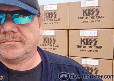 Kiss-Merchandising