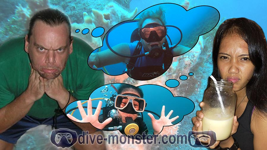 4 Months of NO Scuba Diving - MGCQ