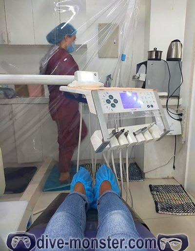 Daisy Dentist Visit - Coronavirus
