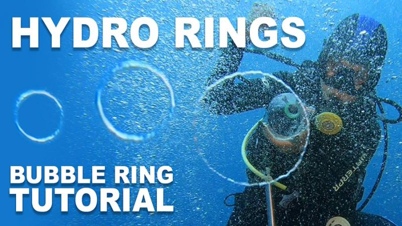 How to Make Hydro Rings? – The Bubble Ring Tutorial