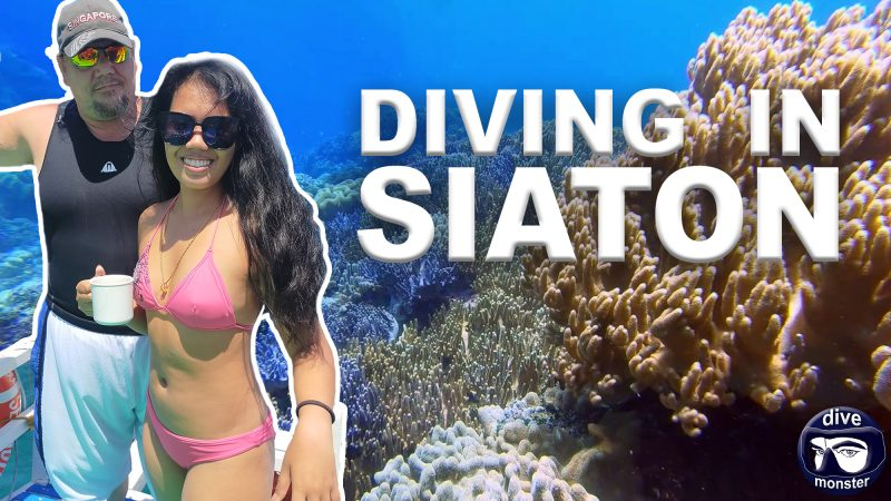 Diving in Siaton – Negros Oriental