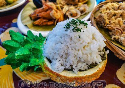 Shaka Hawaiian Restaurant - food