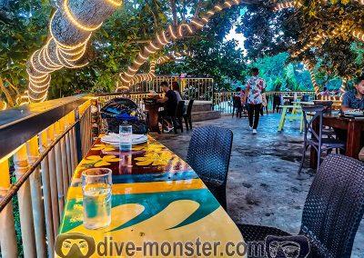 Shaka Hawaiian Restaurant - tree top