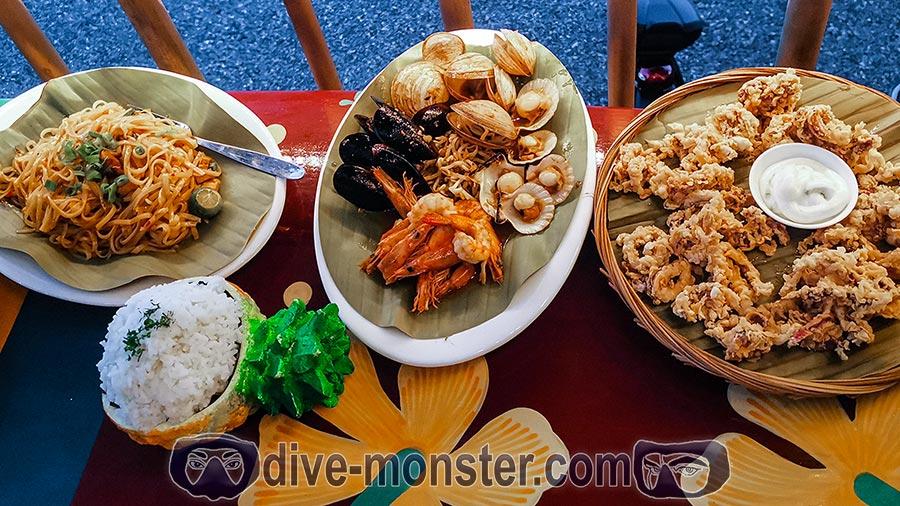 Shaka Restaurant - Food