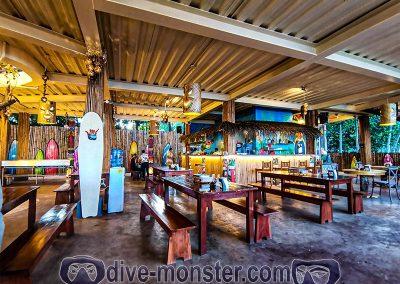 Shaka Restaurant - view