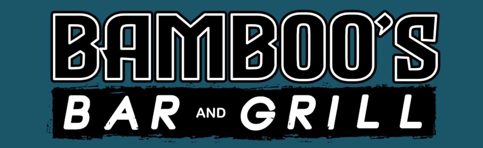 bamboos bar and grill logo