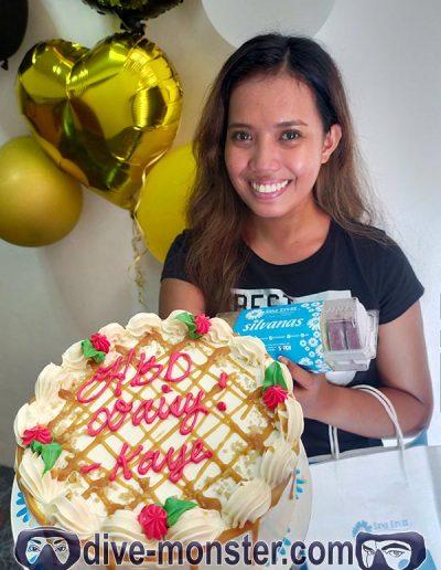 Daisy's Birthday Cake